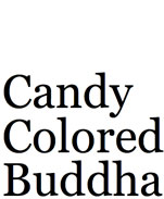 Candy Colored Buddha